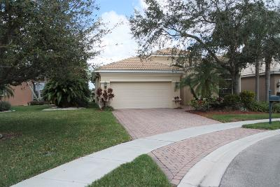 Lake Worth Single Family Home For Sale: 8033 Rossini Way
