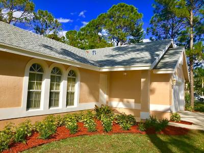 West Palm Beach Single Family Home For Sale: 13335 Key Lime Boulevard