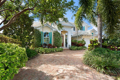 Broward County, Palm Beach County Single Family Home For Sale: 1032 Vista Del Mar Drive