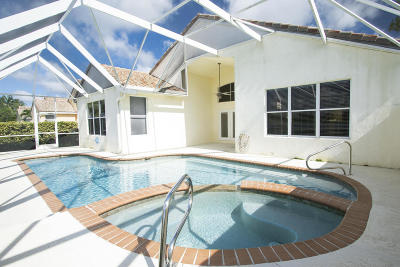 Boynton Beach Single Family Home For Sale: 9360 Cove Point Circle
