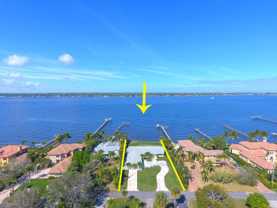 Stuart Single Family Home For Sale: 719 SE Riverside Drive