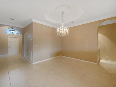 West Palm Beach Single Family Home For Sale: 8580 Pine Cay