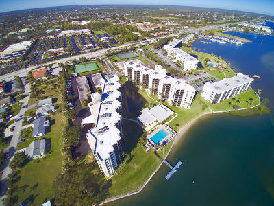 Tequesta Condo For Sale: 19800 Sandpointe Bay Drive #211