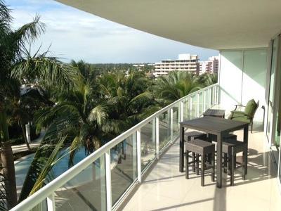 Pompano Beach Rental For Rent: 1 Ocean Boulevard #613