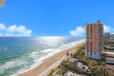 Corniche Condo For Sale: 5200 Ocean Drive #1504