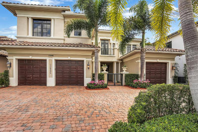 Boca Raton Single Family Home For Sale: 17846 Cadena Drive