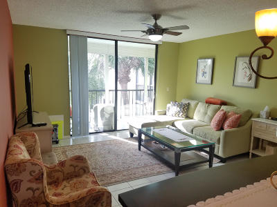 Delray Beach Condo For Sale: 5130 Las Verdes Circle #309
