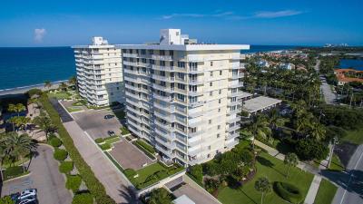 Juno Beach Condo For Sale: 500 Ocean Drive #W 10 D