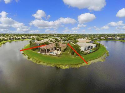 Palm Beach Gardens Single Family Home For Sale: 220 Via Emilia