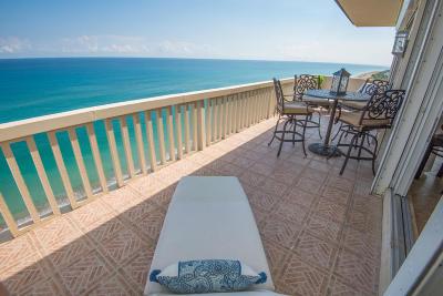 Juno Beach Rental For Rent: 840 Ocean Drive #Ph-A