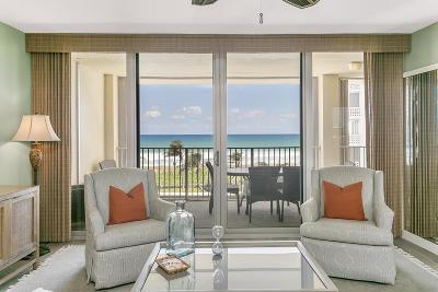 Delray Beach Condo For Sale: 1213 S Ocean Boulevard # 4-E