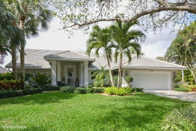 Delray Beach Single Family Home For Sale: 2758 Hampton Circle W