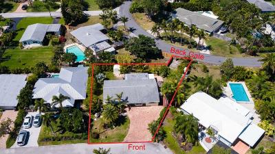 Delray Beach Single Family Home For Sale: 530 Rye Lane