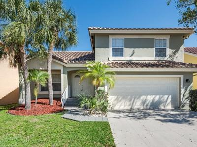 Boca Raton Single Family Home For Sale: 18079 Clear Brook Circle