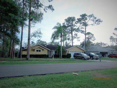 Wellington Single Family Home For Sale: 14470 Horseshoe Trace