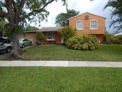 North Palm Beach Single Family Home For Sale: 760 Eastwind Drive