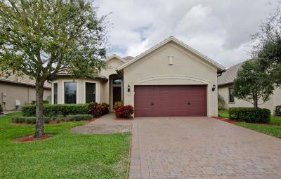 Wellington Single Family Home For Sale: 10377 Prato Street