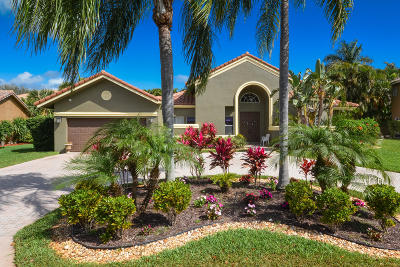Boca Raton Single Family Home For Sale: 5979 Buena Vista Court