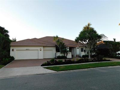 Boca Raton Single Family Home For Sale: 10471 Stonebridge Boulevard