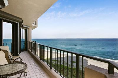 Beachfront At Juno Beach Condo Condo For Sale: 530 Ocean Drive #804