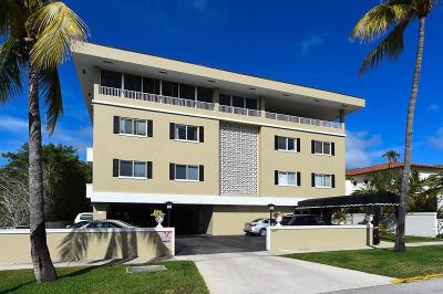 Palm Beach Condo For Sale: 227 Brazilian Avenue #3a