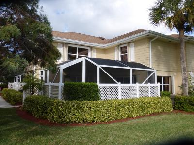 Boynton Beach Townhouse For Sale: 3004 Hayden Court