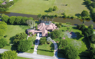 Delray Beach FL Single Family Home For Sale: $1,999,000
