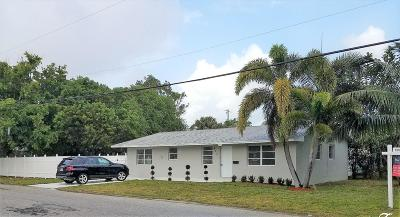 Delray Beach Single Family Home For Sale: 415 SE 3rd Avenue