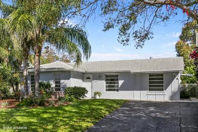 North Palm Beach Single Family Home For Sale: 1927 Ocala Road