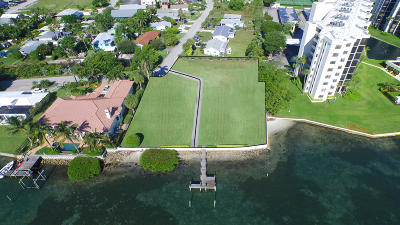 Tequesta Residential Lots & Land For Sale: Lot 1 A Harbor N Road