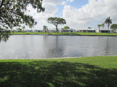 Boynton Beach FL Single Family Home For Sale: $244,900