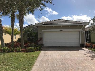 Port Saint Lucie, Saint Lucie West Single Family Home For Sale: 10042 SW Chadwick Drive