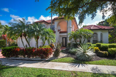 Boca Raton Single Family Home For Sale: 6052 NW 32nd Avenue