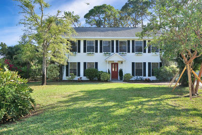 Greenacres Single Family Home Contingent: 5910 Woodwind Court