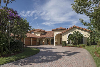 Port Saint Lucie, Saint Lucie West Single Family Home For Sale: 1157 SW Mirror Lake Cove