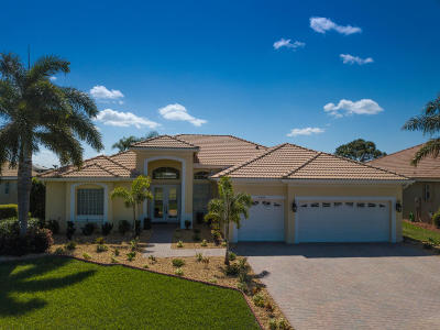 Port Saint Lucie, Saint Lucie West Single Family Home For Sale: 2204 SE Montrose Lane