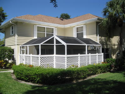 Boynton Beach FL Rental For Rent: $1,700