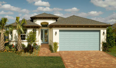 Port Saint Lucie, Saint Lucie West Single Family Home For Sale: 11234 SW Lake Park Drive