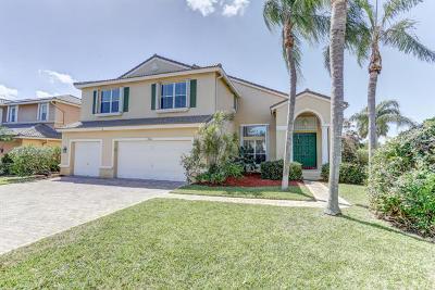 Winston Trails Single Family Home For Sale: 5826 La Gorce Circle