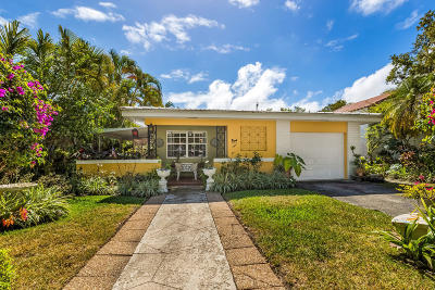 Coral Gables Single Family Home For Sale: 240 Fluvia Avenue