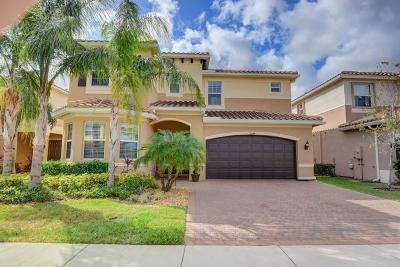 Boynton Beach Single Family Home For Sale: 11644 Mantova Bay Circle