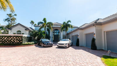 Jupiter Single Family Home Contingent: 373 Eagle Drive