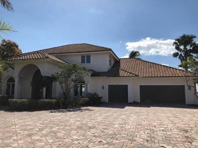 Vero Beach Single Family Home For Sale: 526 Point Lane