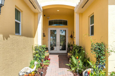 Royal Palm Beach Single Family Home For Sale: 2948 Bellarosa Circle
