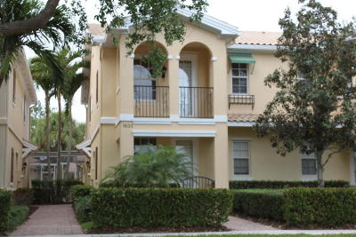 Townhouse For Sale: 1633 Jeaga Drive