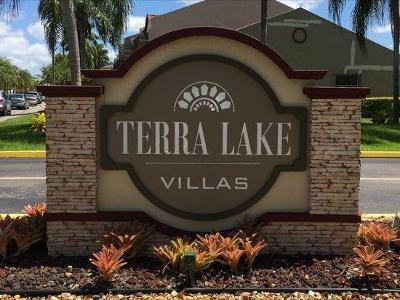 Miami Townhouse For Sale: 6211 SW 130th Avenue #904