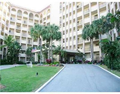 Palm Beach Condo For Sale: 3475 S Ocean Boulevard #302