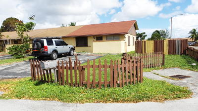 Deerfield Beach Single Family Home For Sale: 501 NW 43 Place