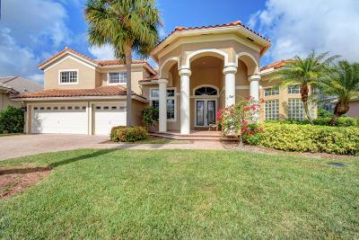 Boca Raton Single Family Home For Sale: 10923 King Bay Drive
