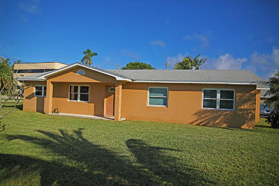 West Palm Beach Multi Family Home Contingent: 1445 Shannondale Road